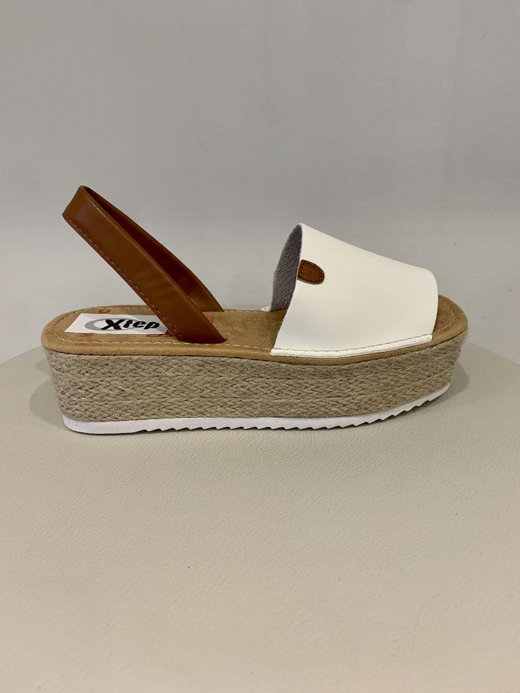 Sandalia plataforma MENORCA